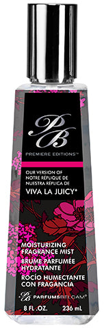 PB Premiere Editions Moisturizing Fragrance Mist, version of Viva la Juicy*