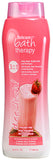 Belcam Bath Therapy dee-lish 3-in-1 Body Wash, Bubble Bath and Shampoo Strawberries-n-Cream 500 mL/16.9 fl oz