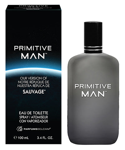 Primitive Man Eau de Toilette Spray, version of Sauvage*