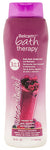 Belcam Bath Therapy dee-lish 3-in-1 Body Wash, Bubble Bath and Shampoo Wildberry Smoothie 950 mL / 32 fl. oz.