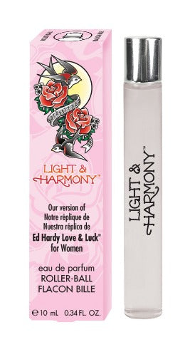 Light & Harmony, Our Version of  Ed Hardy Love & Luck* for women Roller-Ball Eau de Parfum