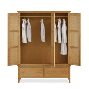 Bath Triple Wardrobe - G4794