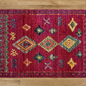 Royal Marrakech 2208b Red/Lilac