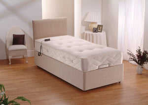 mobility electrically adjustable pocket spring bed