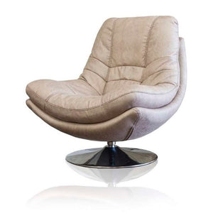 Swivel Fabric Chair