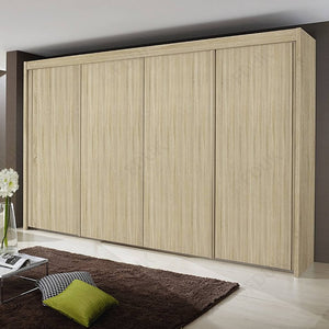 Sliding Door Wardrobe Sonoma Oak