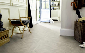 sheet and luxury vinyl tiles for kitchen