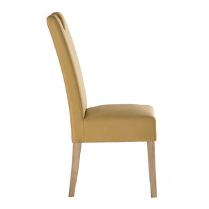 Oak Handle Dining Chair