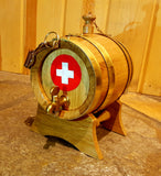 Swiss Oak Keg