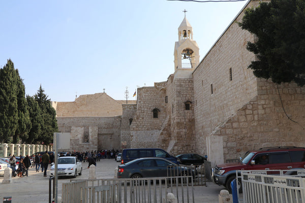 Nativity Church Bethlehem