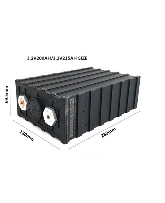 3.2V 200AH LiFePO4 Battery