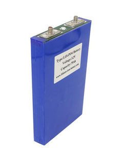 75Ah LiFePO4 Battery Cell