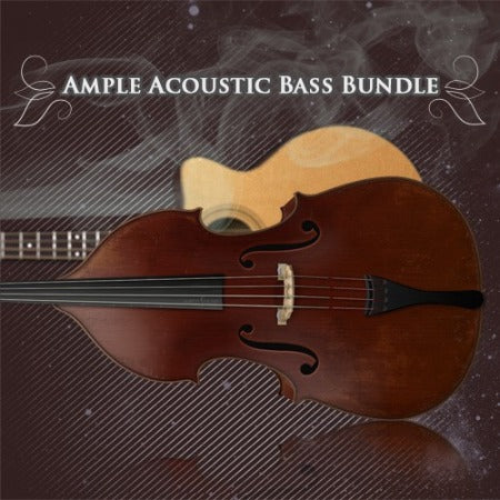 AMPLE 2 IN 1 ACOUSTIC BASS BUNDLE