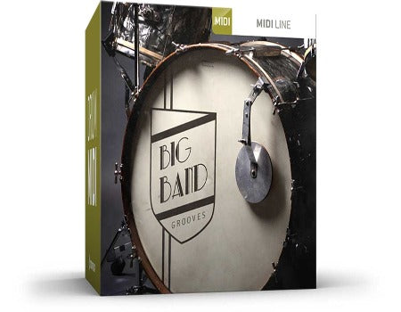 BIG BAND GROOVES MIDI