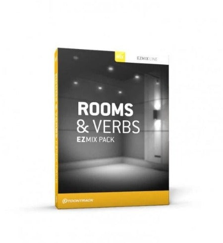 EZ MIX 2 ROOMS & VERBS PRESETS