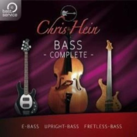 CHRIS HEIN BASS