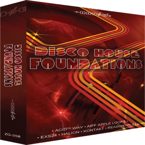 DISCO HOUSE FOUNDATIONS