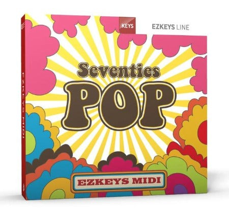 EZ KEYS SEVENTIES POP MIDI PACK