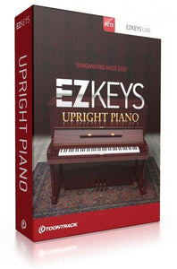 EZ KEYS UPRIGHT