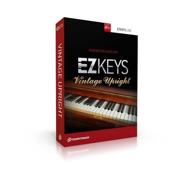 EZ KEYS VINTAGE UPRIGHT