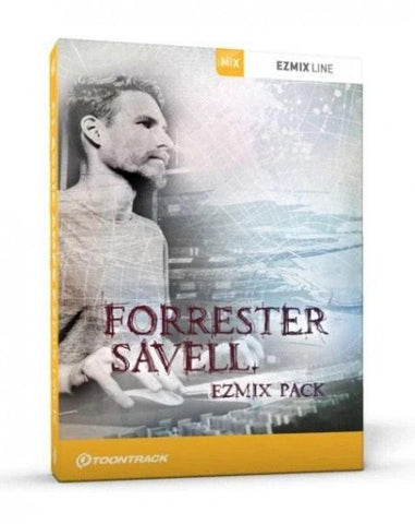 EZ MIX 2 FORRESTER SAVELL PRESETS