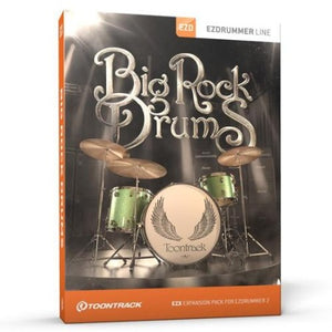 EZX BIG ROCK DRUMS
