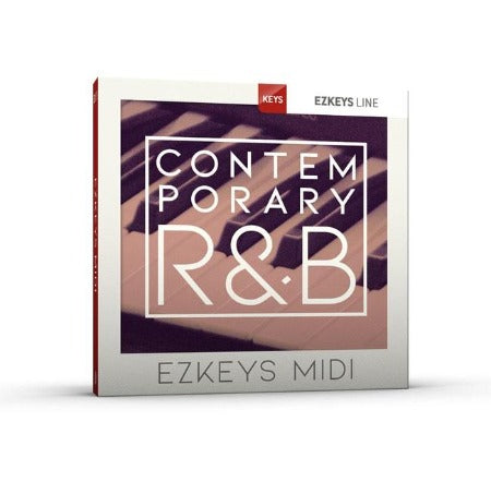 EZ KEYS CONTEMPORARY R & B MIDI PACK