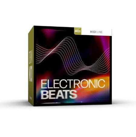 ELECTRONIC BEATS DRUM MIDI PACK