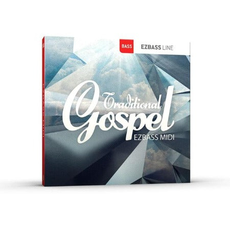 EZ BASS TRADITIONAL GOSPEL MIDI PACK