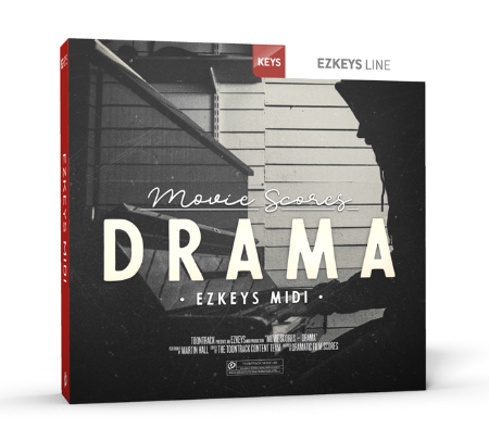 EZ KEYS MOVIE SCORES - DRAMA MIDI PACK
