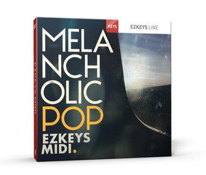 EZ KEYS MELANCHOLIC POP MIDI PACK