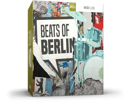 BEATS OF BERLIN MIDI