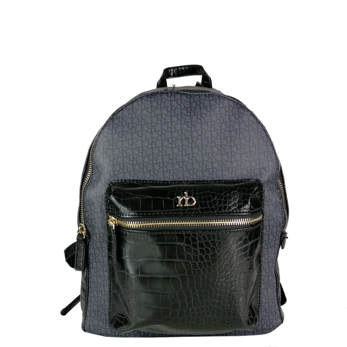 RBBS4JC02 BLACK - Βenissimo - RB - {{ Cyprus_shoes }} - {{ Cyprus_bags }}