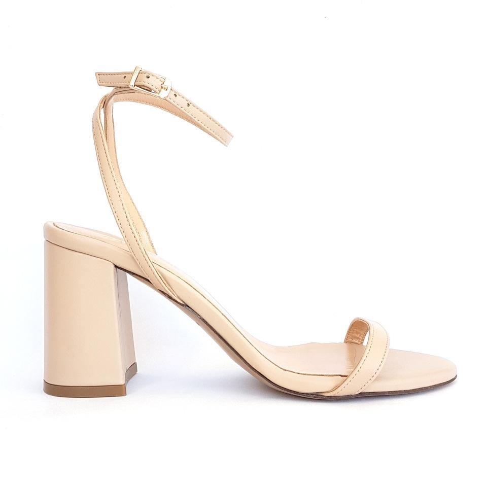 CALISTA nude leather - Βenissimo - Martello Oro - {{ Cyprus_shoes }} - {{ Cyprus_bags }}