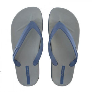 780-19304 Grey - Blue - Βenissimo - IPANEMA - {{ Cyprus_shoes }} - {{ Cyprus_bags }}