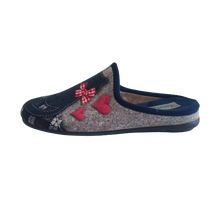Load image into Gallery viewer, 5553705 Blue - Βenissimo - TANAHLOT - {{ Cyprus_shoes }} - {{ Cyprus_bags }}