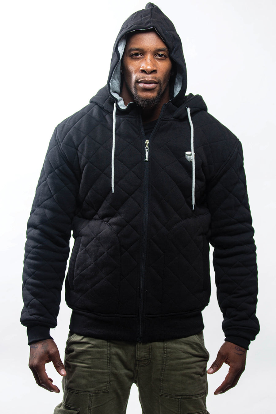 Veste Sweat Double capuche Rumble