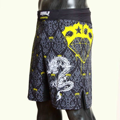 SHORT MMA PRAY Black