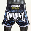 SHORT BOXE THAI TYPO Navy