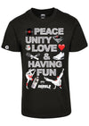 T-shirt peace enfant