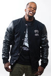 Veste teddy Rumble Noir