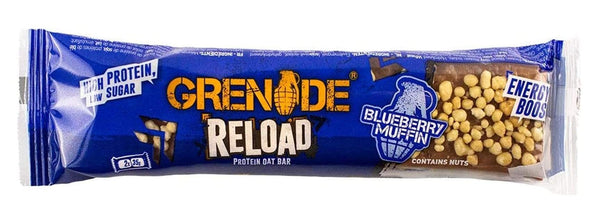 Grenade Reload Blueberry Muffin Protein Oat Bar - Protein Parcel