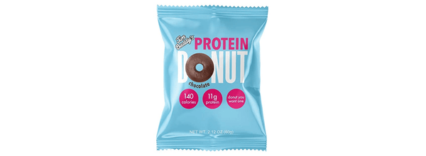 Jim Buddy Chocolate Protein Donut - Protein Parcel