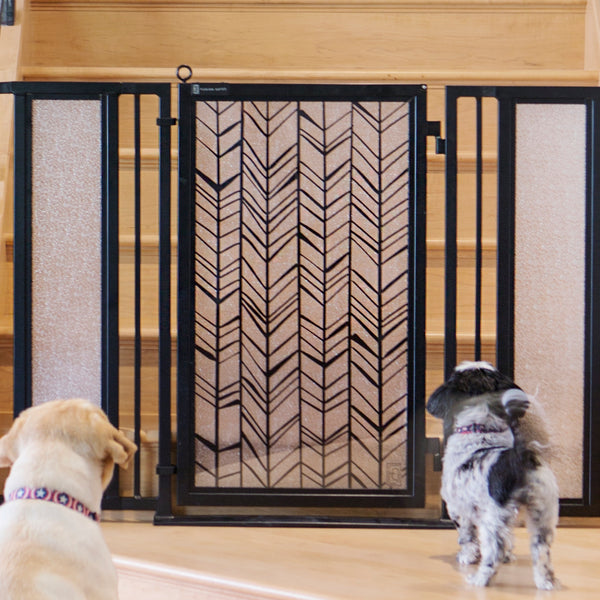 Designer Pet U0026 Baby Gates | Interchangeable Art Screens | Fusion Gates