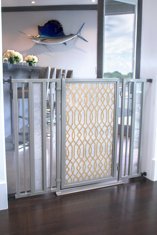 Gold Lattice Fusion Gate NY