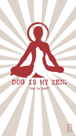 Fusion Gates Baby & Pet Screen Only - Dog Is My Zen