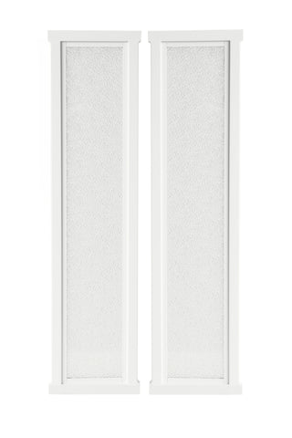 "X-tension 6.5"" - Fusion Gates Satin Nickel Extension Kit"