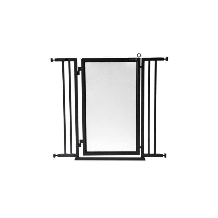 "32"" - 36"" DIY Fusion Gate, Black Finish"