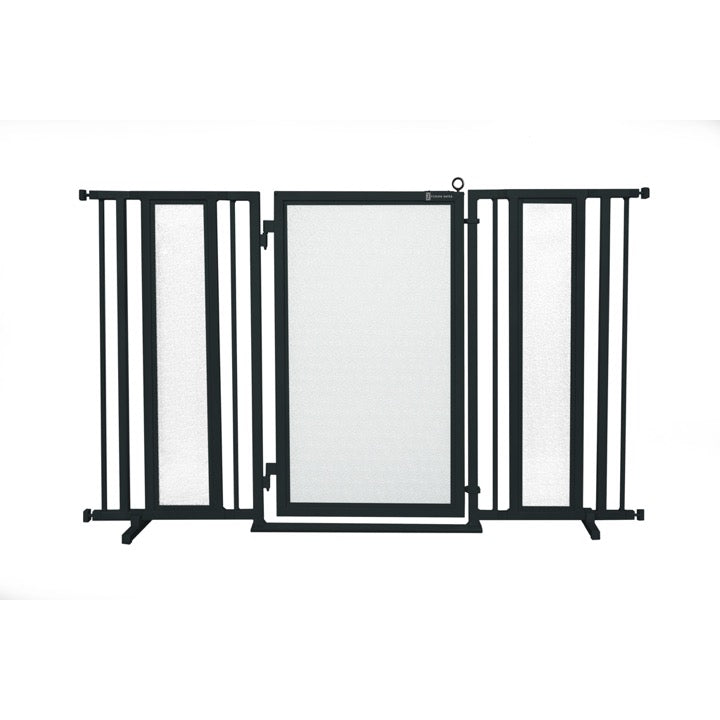 "60"" - 65"" DIY Fusion Gate, Black Finish"