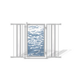 Fusion Gates Pressure Mounted Baby Gates, Healing Waters